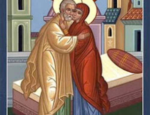 The Holy and Righteous Ancestors of God, Joachim and Anna